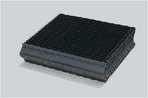 Photo of drift eliminator part for Evapco cooling tower